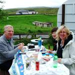 Cafes and Picnic Sites