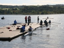 Join the Castle Semple Rowing Club to try rowing!