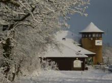 White Xmas at Castle Semple