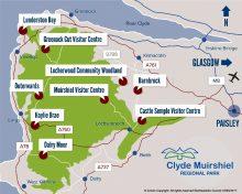 Park Sites Map