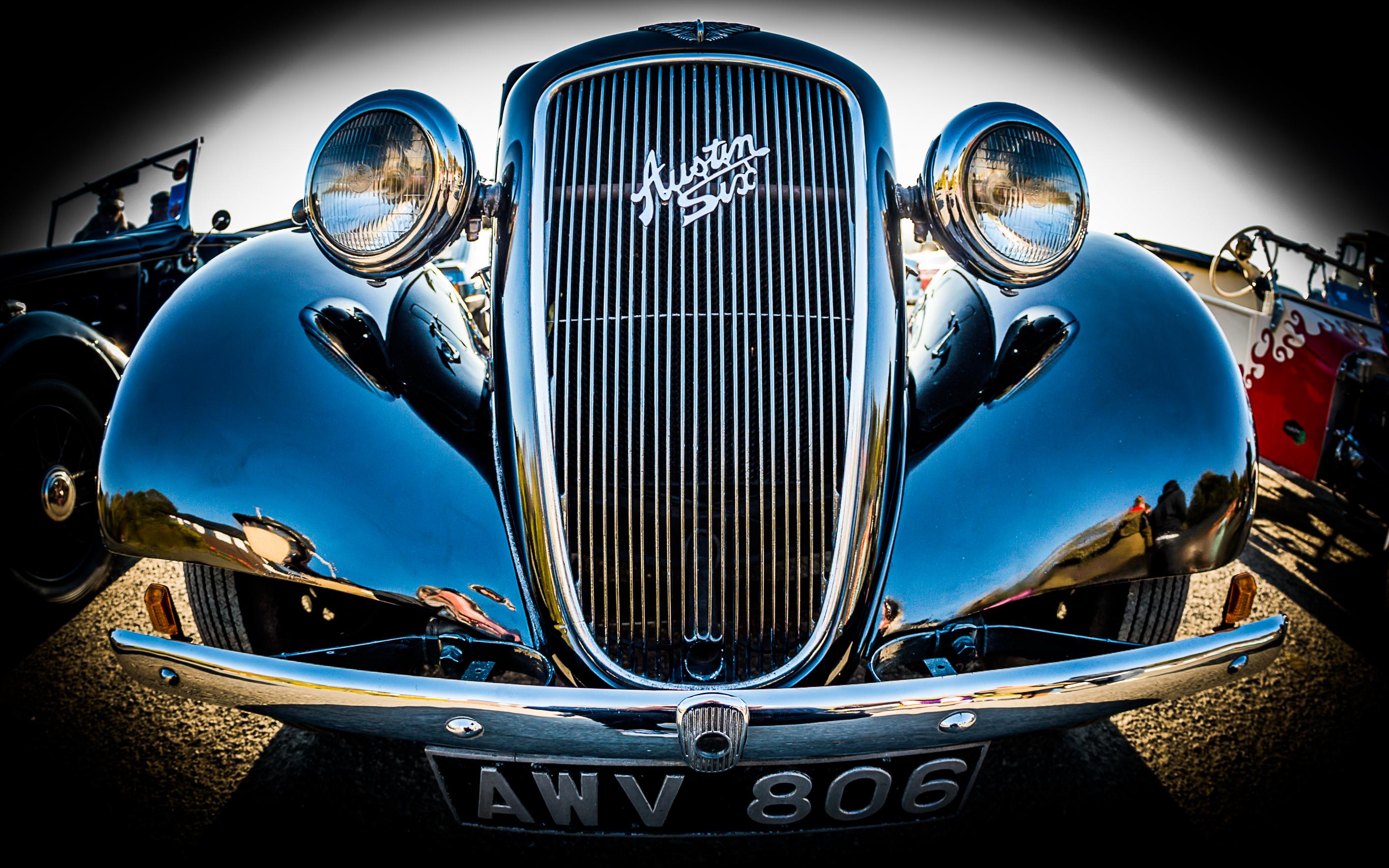 Classic Car Show – Clyde Muirshiel