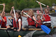 Rafting for Groups with our experienced Instructors