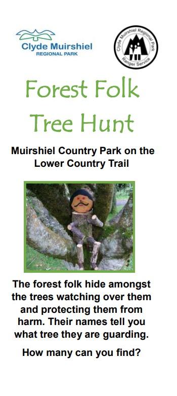 Muirshiel Forest Folk